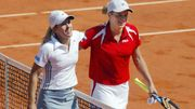 Justine Henin et Kim Clijsters, entre rivalité et respect