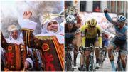 Binche-Chimay-Binche: du sabot au vélo, du tamboureur au dérailleur, du masque au casque, du ramon au peloton…