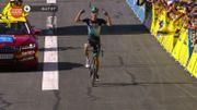 Lennard Kämna enlève la 4e étape du Dauphiné, Roglic chute mais reste en jaune