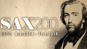 Le Musée des Instruments de musique célèbre les 200 ans du Belge Adolphe Sax