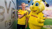 Julian Brandt rejoint Dortmund et Thorgan Hazard