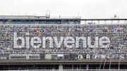 Une mosaïque géante de 7.000 visages à l'aéroport d'Orly