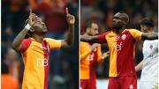 Galatasaray cartonne 5-0 avec un doublé d'Onyekuru