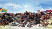 """Mostra 2020 - Le film belge """"Kinshasa Now"""" en compétition officielle dans la section """"réalité virtuelle"""""""