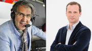 Rodrigo Beenkens, Vincent Langendries: deux experts pour commenter les grands rendez-vous sportifs de l'été!