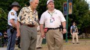 Clint Eastwood et Paul Walter Hauser