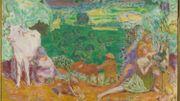 L'Arcadie de Pierre Bonnard exposée au musée d'Orsay