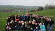 Notre classe niouzz de Charneux