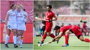 Euro de Hockey: le parcours des Red Lions et des Red Panthers à suivre sur Tipik