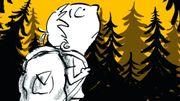 Les aventures de moi-même, un roman jeunesse illustré signé Charly Delwart