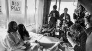 50 ans après, Montréal célèbre le mythique «bed-in» Lennon-Ono