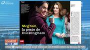 Meghan Markle : la peste de Buckingham !