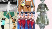 """De la jupe longue au maillot échancré, en passant par le """"bloomer"""": comment l'équipement sportif raconte aussi l'émancipation féminine (ou pas)"""