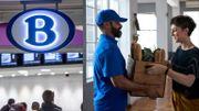 Des produits locaux seront bientôt disponibles dans les gares de la SNCB