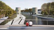 Le nouveau projet de l'architecte Olivier Bastin mandaté par le bureau Greisch.
