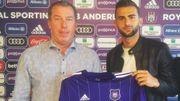 Anderlecht attire un talent albanais