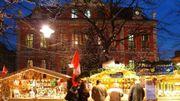 Liège: le marché de Noël se poursuit avec des mesures de sécurité inchangées après Strasbourg