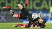 L'Antwerp renverse Zulte Waregem et revient à trois points d'Anderlecht