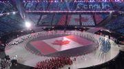 La délégation canadienne