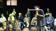 """Tarek Atoui dans """"Within"""" concert"""