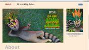 """Netflix diffusera juste avant Noël un préquel du film d'animation """"Madagascar"""""""