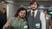 Vidéo : Ashton Kutcher se transforme en Steve Jobs