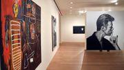 La collection d'œuvres d'art de Bowie présentée à New York