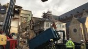 Explosion à Anvers: deux morts découverts dans les décombres