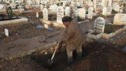 Syrie: après dix ans de guerre, le nouveau combat des Casques Blancs contre le coronavirus