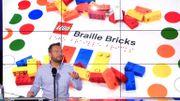 """LEGO lance le """"braille bricks"""" pour aider les enfants malvoyants"""