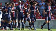 Le PSG de Meunier, auteur d'un assist, se fait peur mais dompte Nîmes