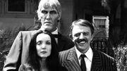 La famille Addams à la télévision dans les années 70.