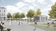 L'idée, notamment, est de faire de cet ancien chancre industriel un lieu convivial et de passage.