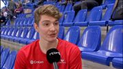 """Thomas Carmoy après son record de Belgique juniors : """"Je ne m'attendais pas à 2m19"""""""