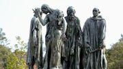 Un bronze de Rodin adjugé 260.000 euros à Rouen
