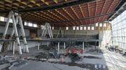 Un impressionnant chantier redonne vie au Sky Hall de Brussels Airport