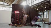 Au BPS22, l'exposition de Latifa Echakhch : The Sun and the Set