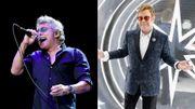 Roger Daltrey en veut toujours à Elton John
