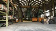 Un mastodonte de l'usinage, à l'arsenal de Rocourt