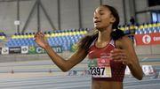Nafi Thiam battue sur le saut en longueur et le 60m haies aux championnats de Belgique