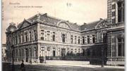 Aux origines du Conservatoire royal de musique de Bruxelles