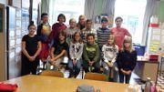 Notre classe niouzz d'Ampsin
