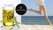 Slow cosmétique : comment préparer son huile post-épilation ?