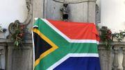 100e anniversaire de la naissance de Nelson Mandela: l'hommage de Manneken Pis