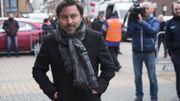 L'animateur de télévision Stéphane Pauwels à nouveau interpellé