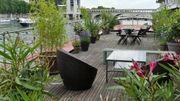 Paris : cinq terrasses ensoleillées à l'abri des regards