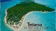 Tetiaroa, le refuge studieux de ...? Mystère... découvrez le dans la Revue de Presse!