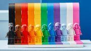 Tout le monde est fabuleux : LEGO dévoile ses figurines LGBTQI+