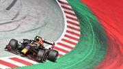 Formule 1 : Max Verstappen décroche la pole au Grand-Prix d'Autriche, Hamilton partira 4e