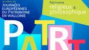 Le patrimoine religieux et philosophique wallon à l'honneur ces 10 et 11 septembre